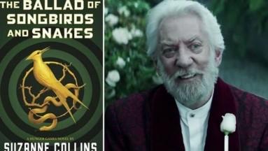 'The Ballad Of Songbirds And Snakes', precuela de 'Los Juegos del Hambre' llegará al cine