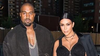 Kim Kardashian y Kanye West pasan por distanciamiento dentro de su propia casa.