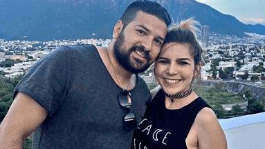 Américo Garza y Karla Panini en entrevista con Laura Bozzo.