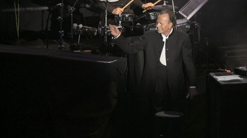 Julio Iglesias(EFE)