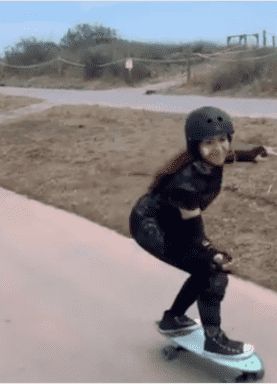 Shakira presumen su nuevo pasatiempo, ¡andar en patineta!
