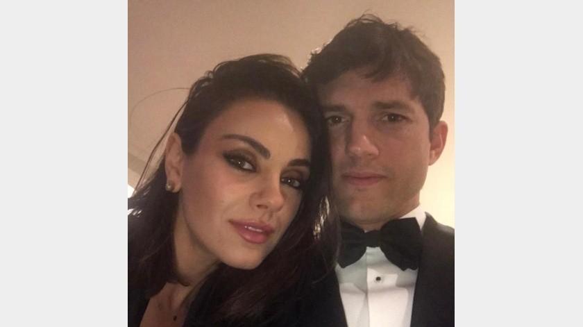 Según fuentes cercanas a la pareja, están en una crisis matrimonial muy grande.(Instagram: aplusk)