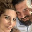 Karla Panini demuestra que hay mucho amor dentro de su relación.
