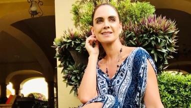 El pasado 21 de julio el padre de Lupita Jones falleció y ella aclara qué fue lo que le pasó.
