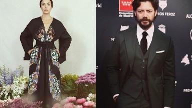 Cecilia Suárez y Álvaro Morte, ganan premio Platino a mejor interpretación en serie