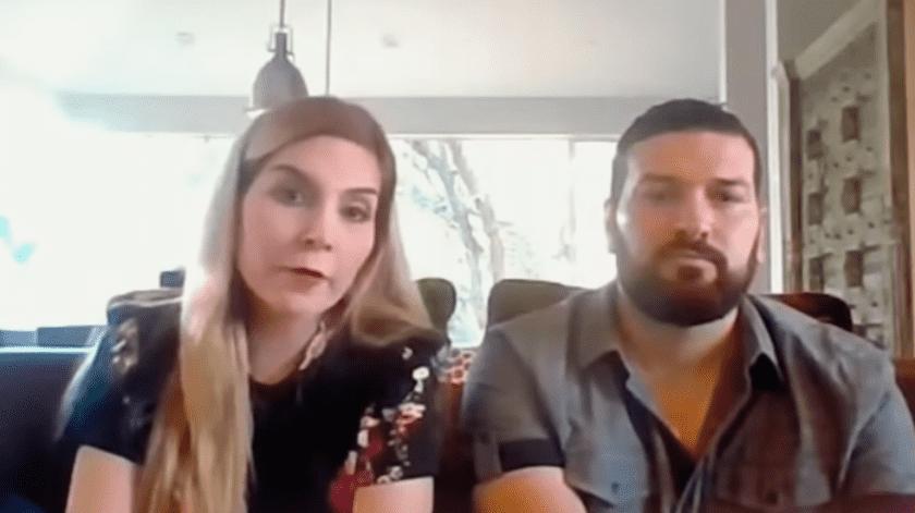 Karla Panini habla sobre su relación con Karla Luna.(Youtube/Laura Sin Censura)