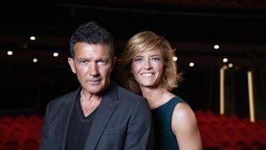 Antonio Banderas y María Casado presentarán los Premios Goya