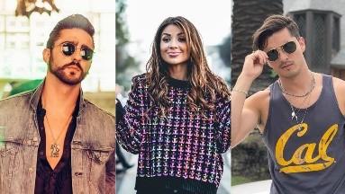 """Christian Estrada y """"Potro"""" luchan por el amor de Ferka en Guerreros 2020"""