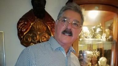 Su amiga Ella Laboriel informó que estaba internado en un hospital tras complicaciones por Covid-19.