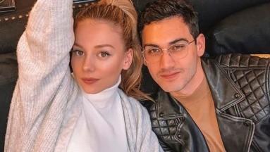 Captan a Ester Expósito y Alejandro Speitzer viajando por Roma