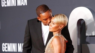Infidelidad de Jada Pinkett a Will Smith bate récord de vistas en Facebook