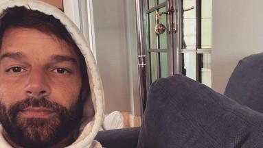 Ricky Martin recordó la difícil decisión de salir del clóset.
