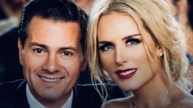 Como pocas veces, Tania Ruiz gritó a los cuatro vientos el amor que siente por Enrique Peña Nieto.