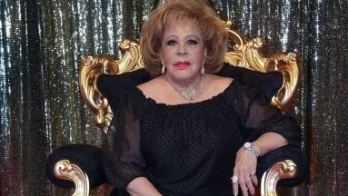 En medio de la pandemia, Silvia Pinal podría perder exclusividad de Televisa