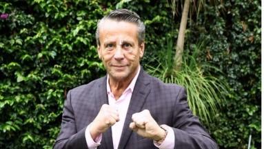 Alfredo Adame mantiene enemistad con Andrea Legarreta desde hace muchos años atrás.