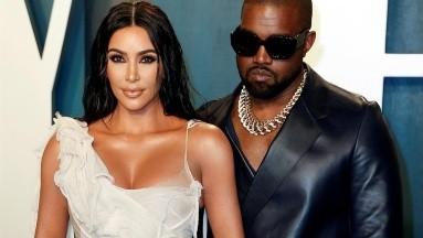 Kim Kardashian y Kanye West están viviendo separados, revela Page Six