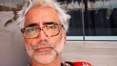 Alejandro Fernández admitió que ha sido muy difícil para él estar sin trabajar y que le pone muy triste pensar que haya músicos sin trabajo.