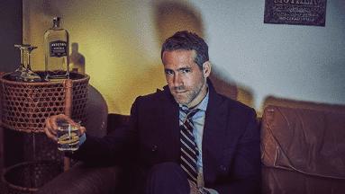 Ryan Reynolds en apoyo a los grupos minoritarios.