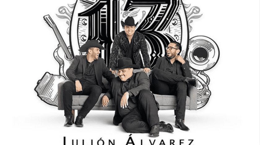 Julión Álvarez tiene 37 años actualmente.(Instagram/Lospasosdejulion.)