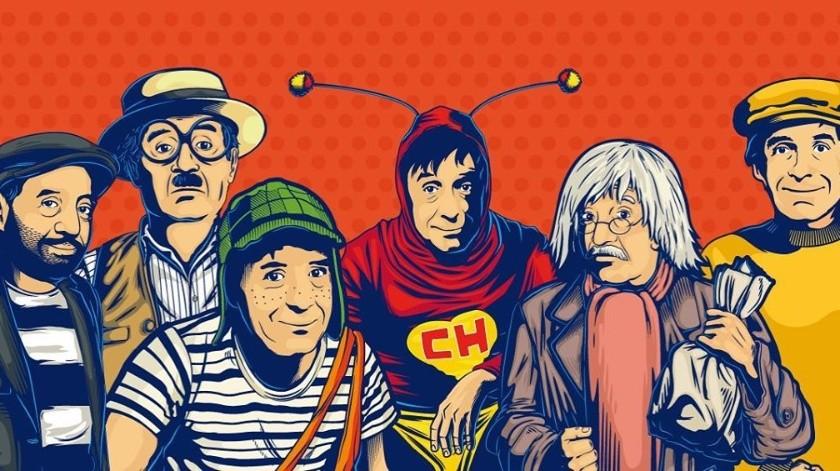 """""""Chespirito"""" sale de todas las pantallas del mundo, afirma hijo de Roberto Gómez Bolaños(chespirito_rgb)"""