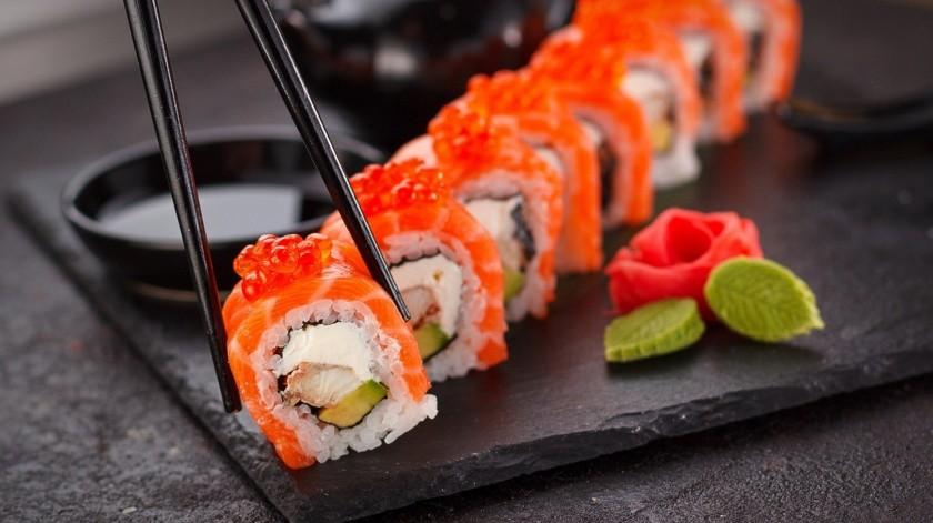 Que sorpresa se llevó una familia tailandesa después de haber comprado sushi.(Ilustrativa / Pixabay)