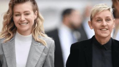 #IStandByEllen: Portia De Rossi rompe el silencio y lanza campaña para limpiar imagen de su esposa Ellen DeGeneres