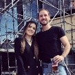 Según reportes,Camila Fernández está embarazada y por ello se casó a tan solo 9 meses de noviazgo.