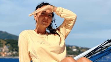 ¡En lencería! Georgina Rodríguez enloquece a sus seguidores con una espectacular fotografía
