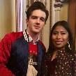 Drake Bell planea hacer una película en México y quiere a Yalitza Aparicio de protagonista