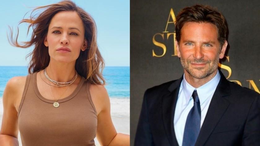 Bradley Cooper y Jennifer Garner(EFE)