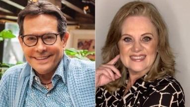Juan José Origel aseguró que nunca ha hablado sobre el hijo de Erika Buenfil.