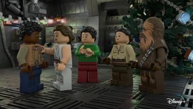 Disney+ estrenará un especial navideño entre Lego y Star Wars