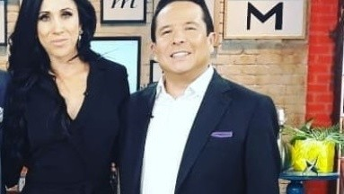¿Gustavo Adolfo Infante se enojó con Mónica Noguera por participar en Guerreros 2020?