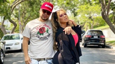 El cantante Lorenzo Méndez reveló si es verdad o no que le fue infiel a Chiquis.