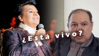 ¡Está vivo!: Los mitos detrás de la muerte de Juan Gabriel