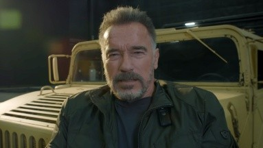 Arnold Schwarzenegger había trabajado únicamente en películas.