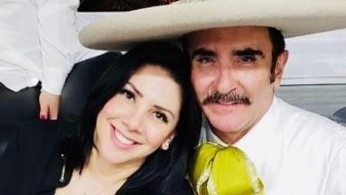 El hijo de Vicente Fernández Jr. Respondió a Karina Ortegón llamándola 'mentirosa'