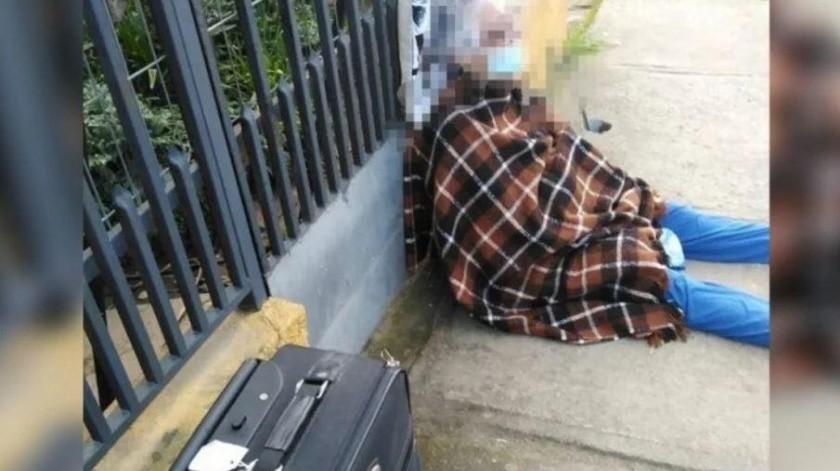 ¡Indignante! Ancianita es desalojada de su propia casa por su hija(Especial)