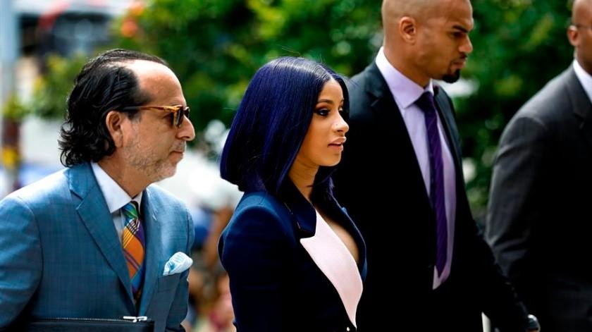Cardi B le pide el divorcio a Offset después de 3 años de matrimonio(EFE)