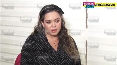 La herencia no es algo que ahorita me importe: ex esposa de Xavier Ortiz