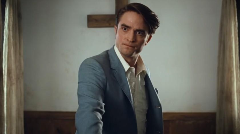 Robert Pattinson(Captura de video)