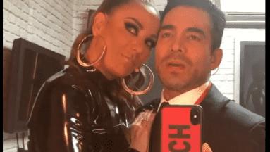 Consuelo Duval y Omar Chaparro dan positivo a Covid-19