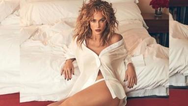 Jennifer Lopez hace atrevida sesión en bikini y muestra su cuerpo mojado