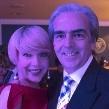 Lorenzo Lazo recuerda a Edith González en el día que sería su aniversario de bodas