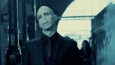 El verdadero rostro de Voldemort ha salido a la luz es ¡espeluznante!