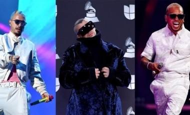 El reguetón ocupa el trono en las nominaciones de los Latin Grammy 2020