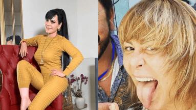 Señalan que Maribel Guardia se aprece ahora a Alejandra Guzmán.