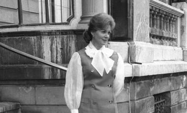 Muere la actriz de Hollywood Rhonda Fleming, a los 97 años