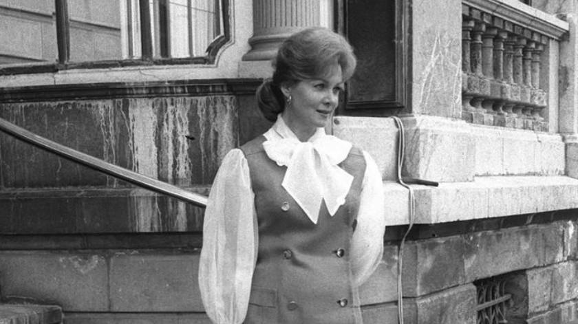 Rhonda Fleming(EFE)