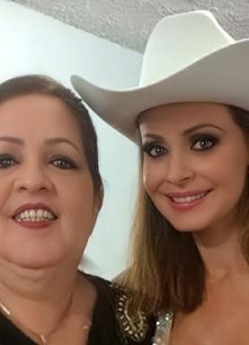 Fallece madre de Gaby Spanic; la actriz se despidió de ella por videollamada